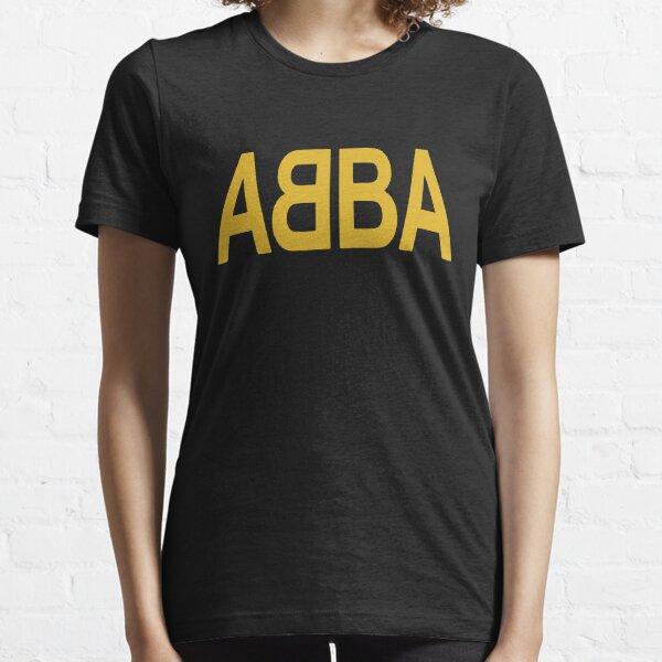 Mama Mia Musik Disco Logo Essential T-Shirt