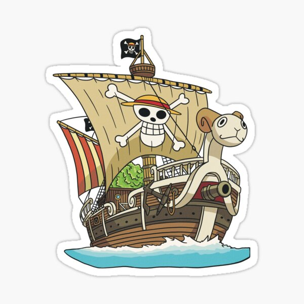 The going merry Sticker