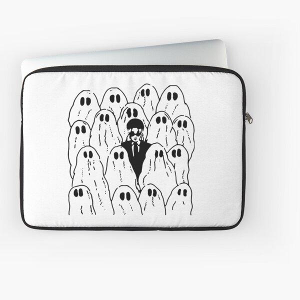 Phoebe Bridgers Ghost Laptop Sleeve