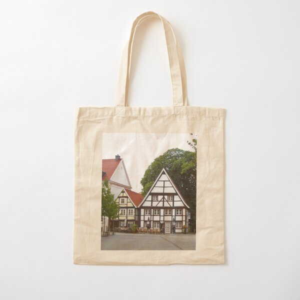 A Soest Cafe Cotton Tote Bag