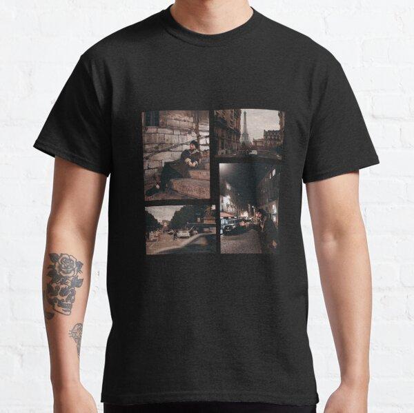 bts V in Paris aesthetic  Classic T-Shirt