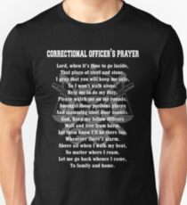 correctional officer handcuffs correctional officer wife Correctional  Unisex T-Shirt