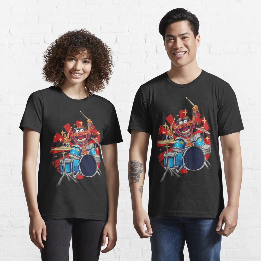 Animal Drummer The Muppets Show T-Shirt Essential T-Shirt