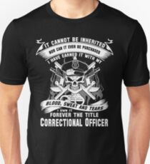 correctional officer mom correctional officer Correctional Officer T S T-Shirt