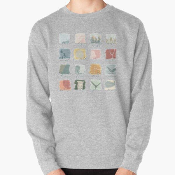 folklore Pullover Sweatshirt