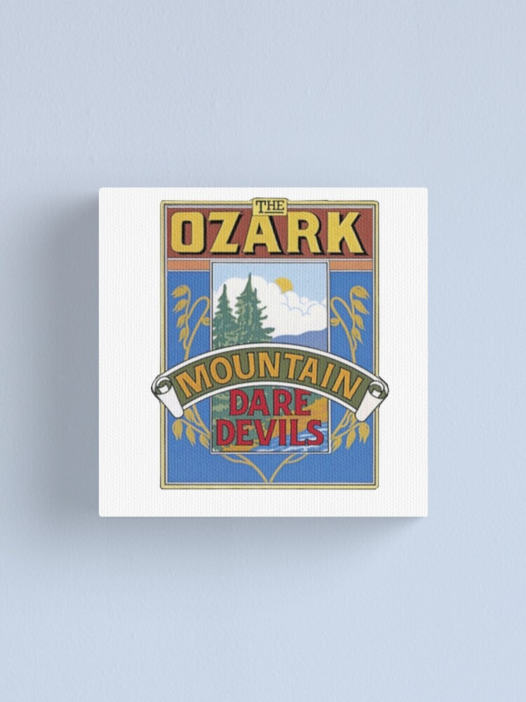Alternate view of Ozark Mountain Daredevils  Canvas Print