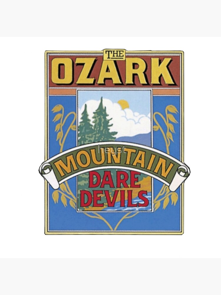 Ozark Mountain Daredevils  by heyst