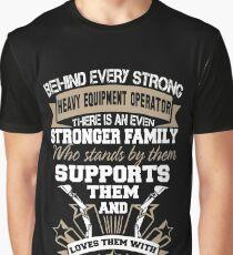 sexy heavy equipment operator  Graphic T-Shirt