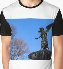 Park Fountain Graphic T-Shirt