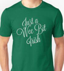 Just a Wee Bit Irish T-Shirt