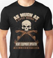 Heavy Equipment Operator Tshirts heavy equipment operator Animated sex Unisex T-Shirt