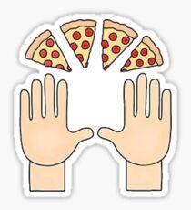 Pizza emoji Sticker