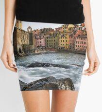 Vernazza Waves Mini Skirt
