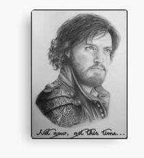 Athos season 2 Canvas Print