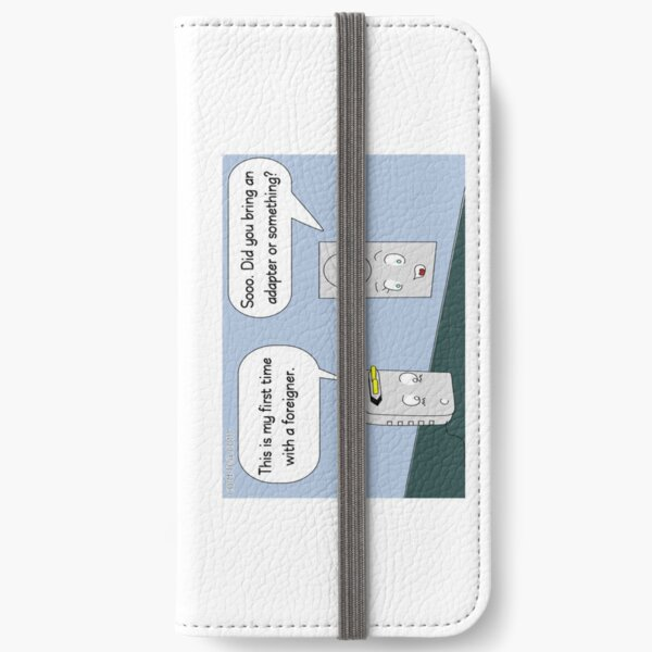 current iPhone Wallet