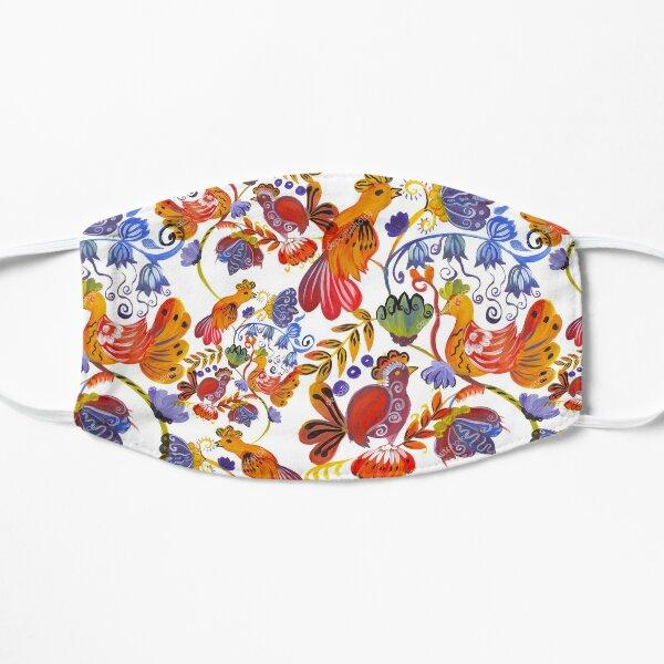 Ukrainian embroidery  Mask