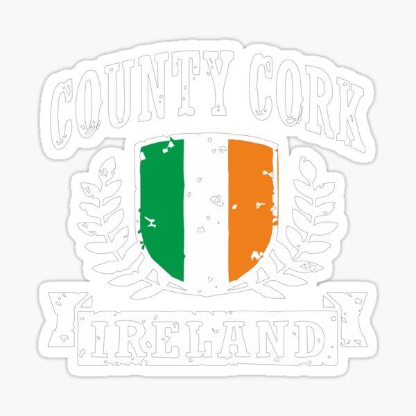 County Cork Sticker