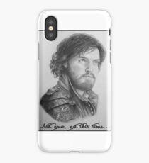Athos season 2 iPhone Case/Skin