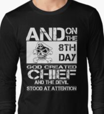 Sailor navy chief warrant officer Navy Corpsman navy chief wife navy c Long Sleeve T-Shirt