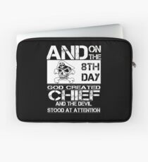 Sailor navy chief warrant officer Navy Corpsman navy chief wife navy c Laptop Sleeve