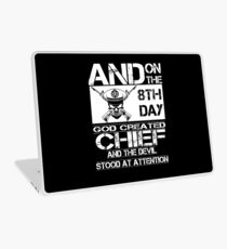 Airplane navy chief navy pride Us Navy navy chief dad navy chief wife  Laptop Skin