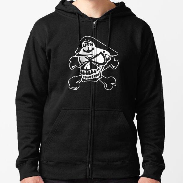 Navy Chief Petty Officer Mens Hooded Sweatshirt Theme Printed Fashion Hoodie CPO