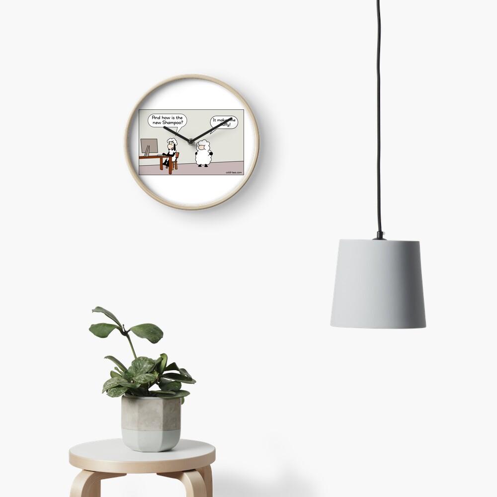 Shampoo Clock
