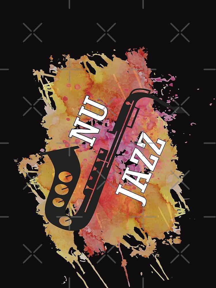 Nu Jazz by otmanait