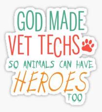 Vet Tech License Plate Frame Stickers Redbubble