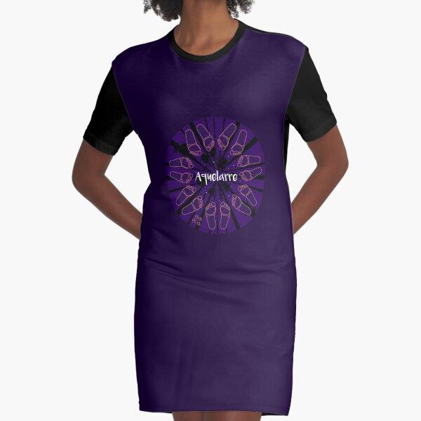 Aquelarre Extradark Graphic T-Shirt Dress
