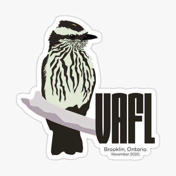 VAFL Sticker