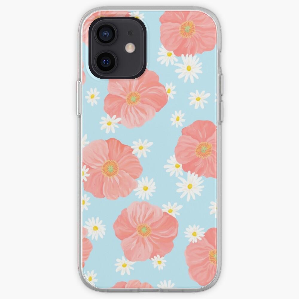 Poppies Garden iPhone Case & Cover