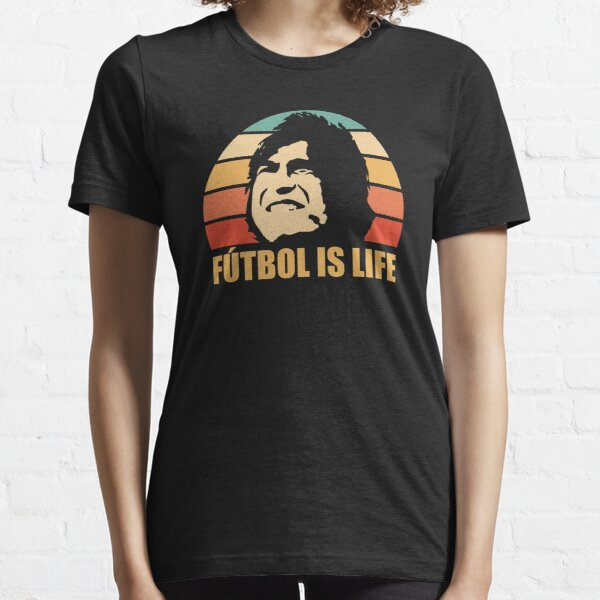 FUTBOL C'EST LA VIE T-shirt essentiel