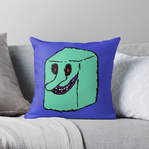 Sketchy Rectangular Prism Throw Pillow