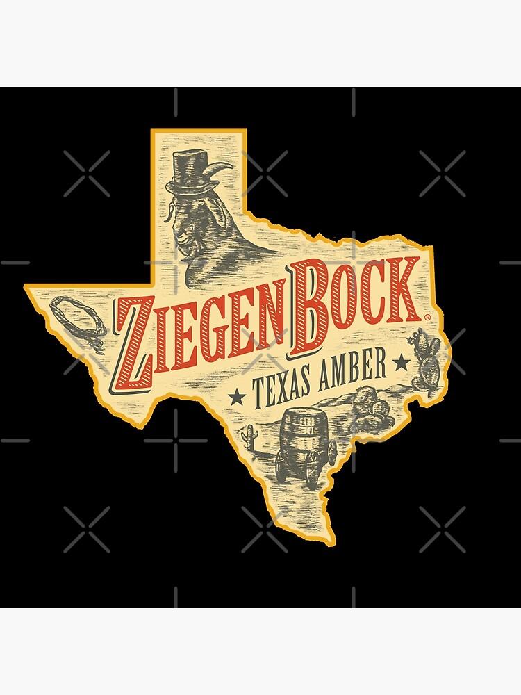 Ziegenbock Texas Amber Beer by PopeProductions