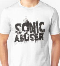 Sonic Abuser Black Unisex T-Shirt