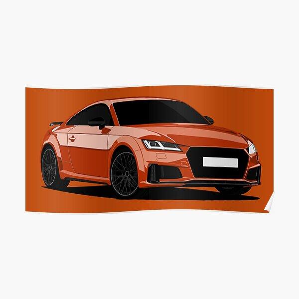 Photo Picture Poster Print Art A0 A1 A2 A3 A4 AC857 AUDI CAR 6 CAR POSTER