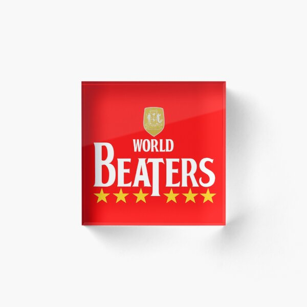 World Beaters Acrylic Block