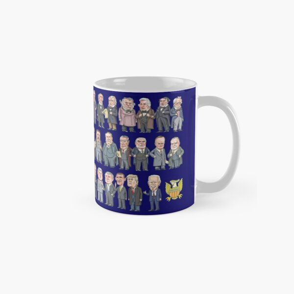 Presidents of the United States Classic Mug