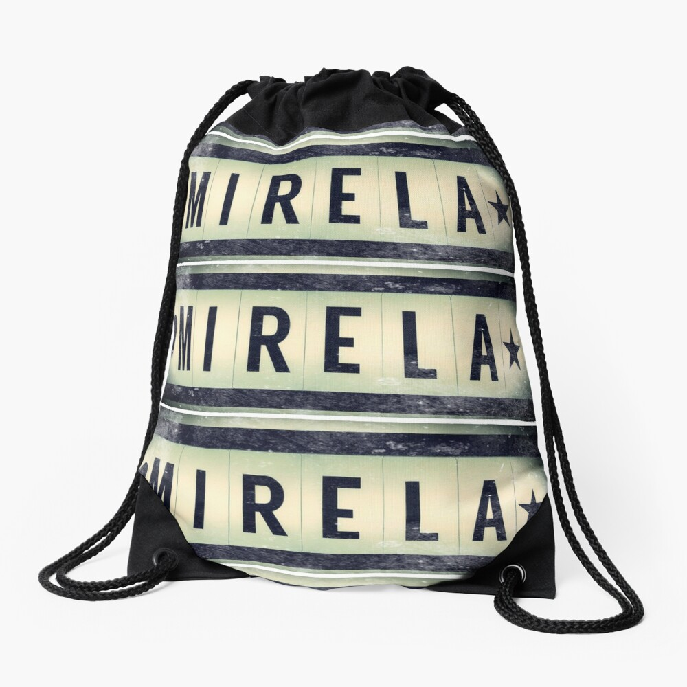 Mirela  Drawstring Bag