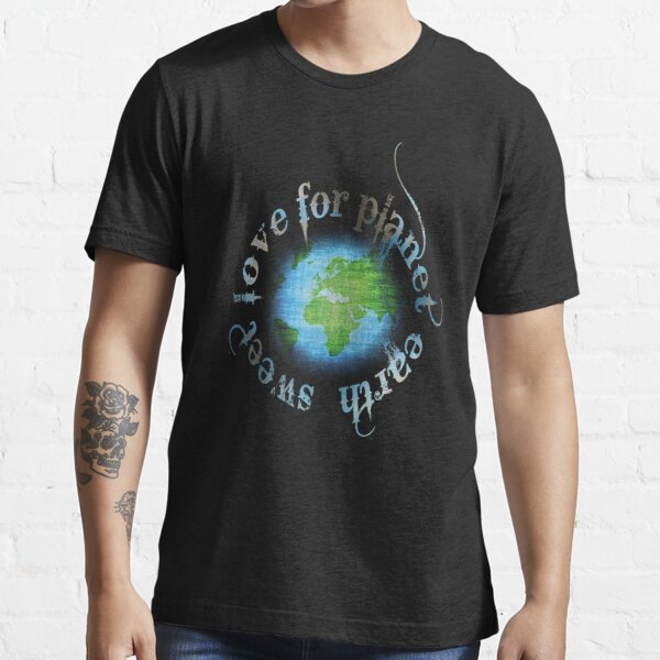 Sweet Love for Planet Earth Essential T-Shirt