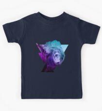 Höhe Knurren Kinder T-Shirt