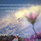 The flower of hope  by kindangel