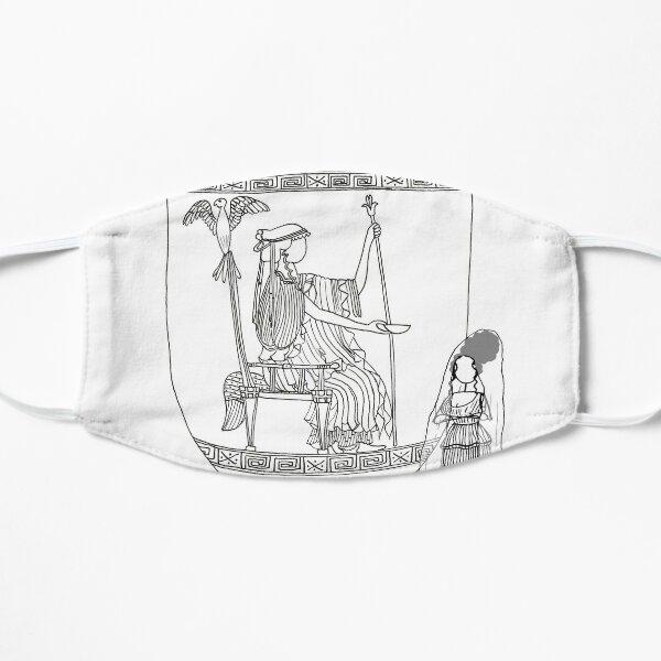 Copy of Greek Myth Comix - Olympian god Hera  Mask