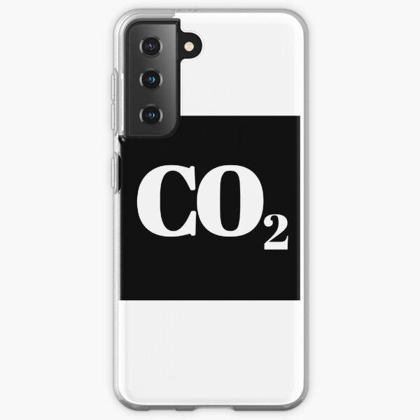CO2, Kohlendioxid Samsung Galaxy Flexible Hülle