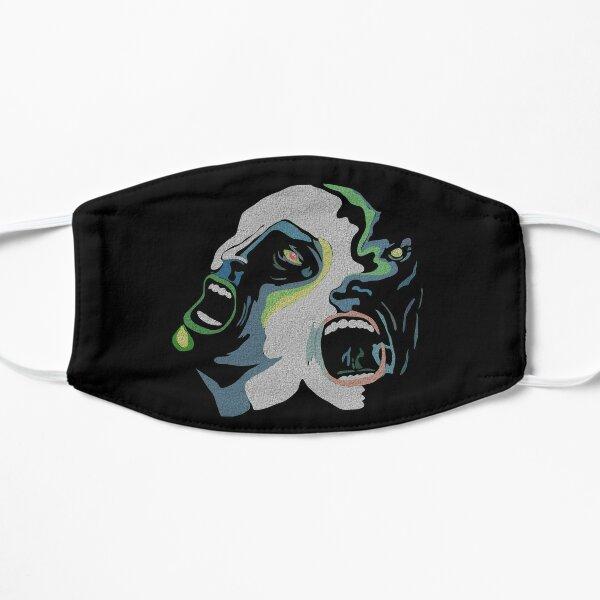 Def Leppard design digital art Flat Mask