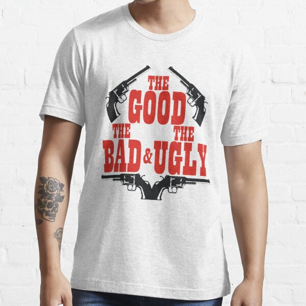 The Good the Bad and the Ugly Essential T-Shirt