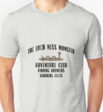 Loch Ness Monster Adventure Club - Simon Lewis Shirt T-Shirt