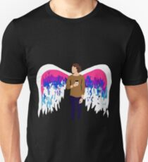 Ashton Angel Wings T-Shirt