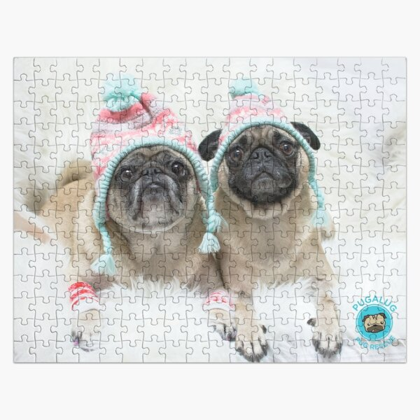 Miss Pickles and Lucy Jigsaw Puzzle